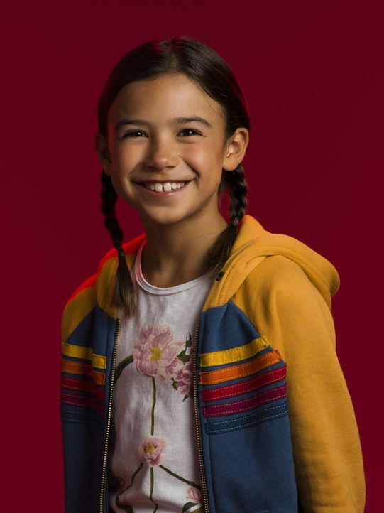Trixie (Scarlett Estevez) - Bildquelle: Jason Bell 2017 Fox Broadcasting Co. / Jason Bell