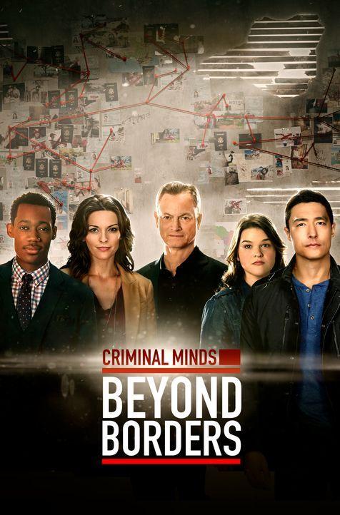 (2. Staffel) - Sie lösen internationale Fälle, in die US-Bürger verwickelt sind: Russ Montgomery (Tyler James Williams, l.), Clara Seger (Alana De L... - Bildquelle: ABC Studios