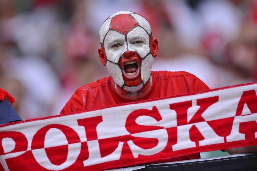 Fußball-Fan-Polen-120616-AFP - Bildquelle: AFP