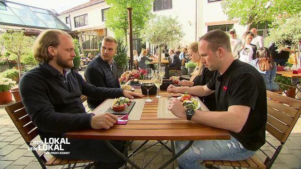 Mein Lokal, Dein Lokal - Mein Lokal, Dein Lokal - Internationale Küche Im Wiener