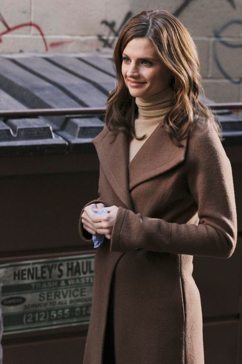 Eine Heiratsvermittlerin wird ermordet aufgefunden. Ein neuer Fall für Kate Beckett (Stana Katic) und ihr Team. - Bildquelle: 2010 American Broadcasting Companies, Inc. All rights reserved.