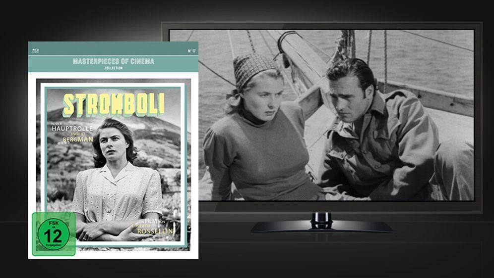 Stromboli (Blu-ray Disc) - Bildquelle: Koch Media