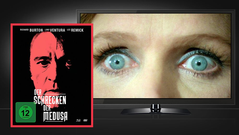 Der Schrecken der Medusa (Blu-ray Disc) - Bildquelle: koch films