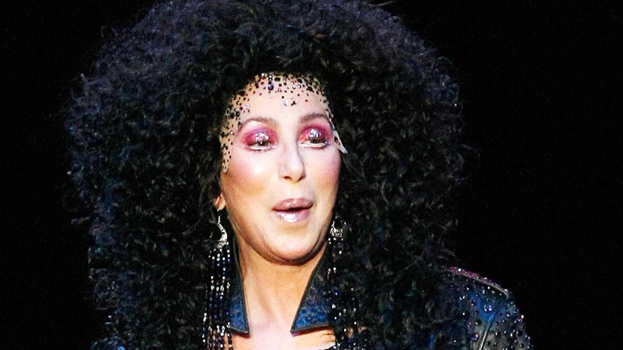 Cher bei einem Konzert in Las Vegas  - Bildquelle: getty-AFP
