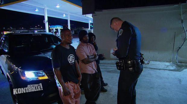 Achtung Kontrolle - Achtung Kontrolle! - Thema U.a.: Crack Und Ecstasy - Deutscher Cop In Den Usa