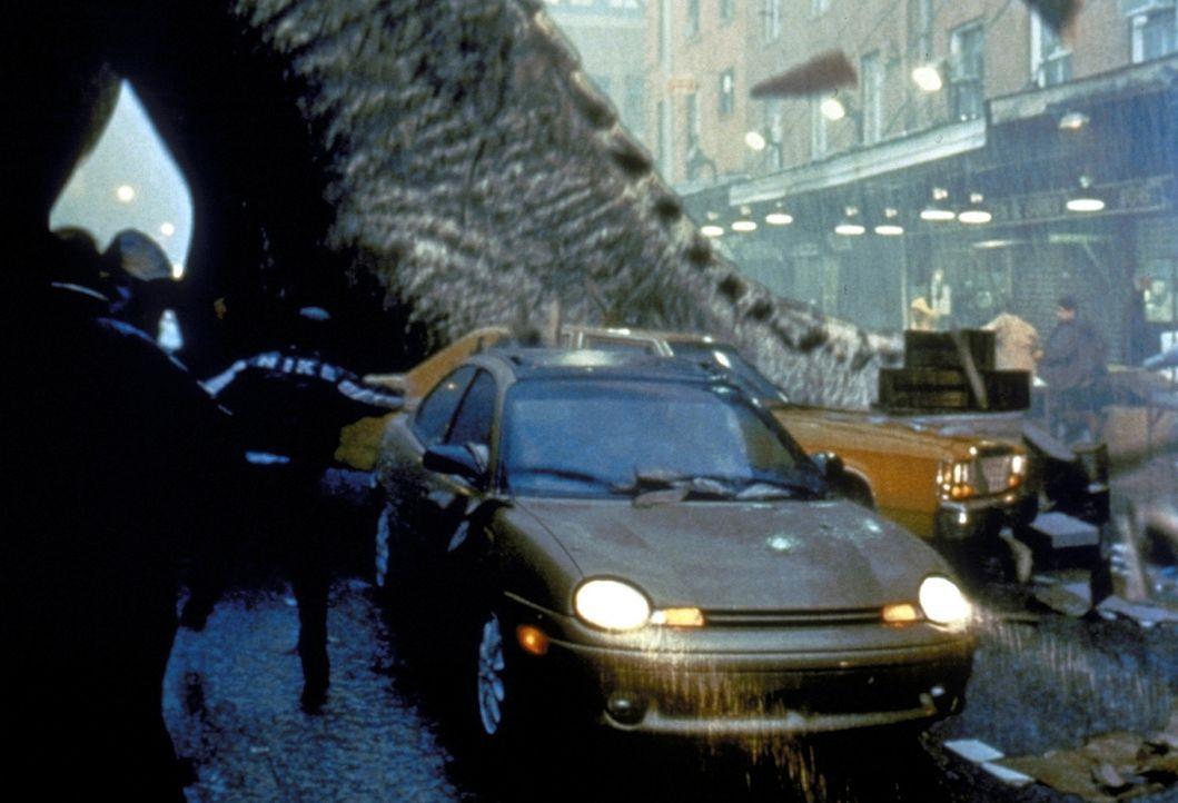 Godzilla ist nach New York gekommen, um dort seinen Nachwuchs auszubrüten. Schon bald droht eine ganz große Godzillainvasion ... - Bildquelle: 1998 TriStar Pictures, Inc. All Rights Reserved.