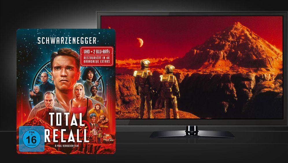 Total Recall (4K UHD+Blu-ray) - Bildquelle: STUDIOCANAL