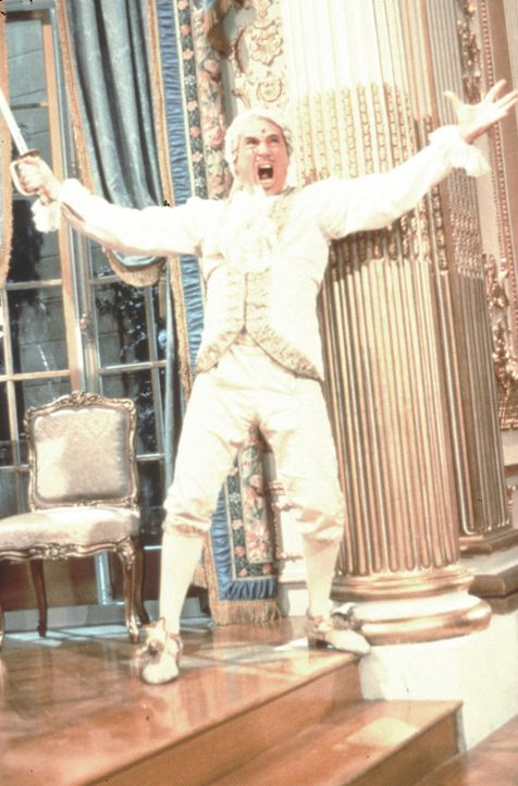 Von Gottes Gnaden: König Ludwig XVI. (Mel Brooks) ... - Bildquelle: Brooksfilms Ltd.