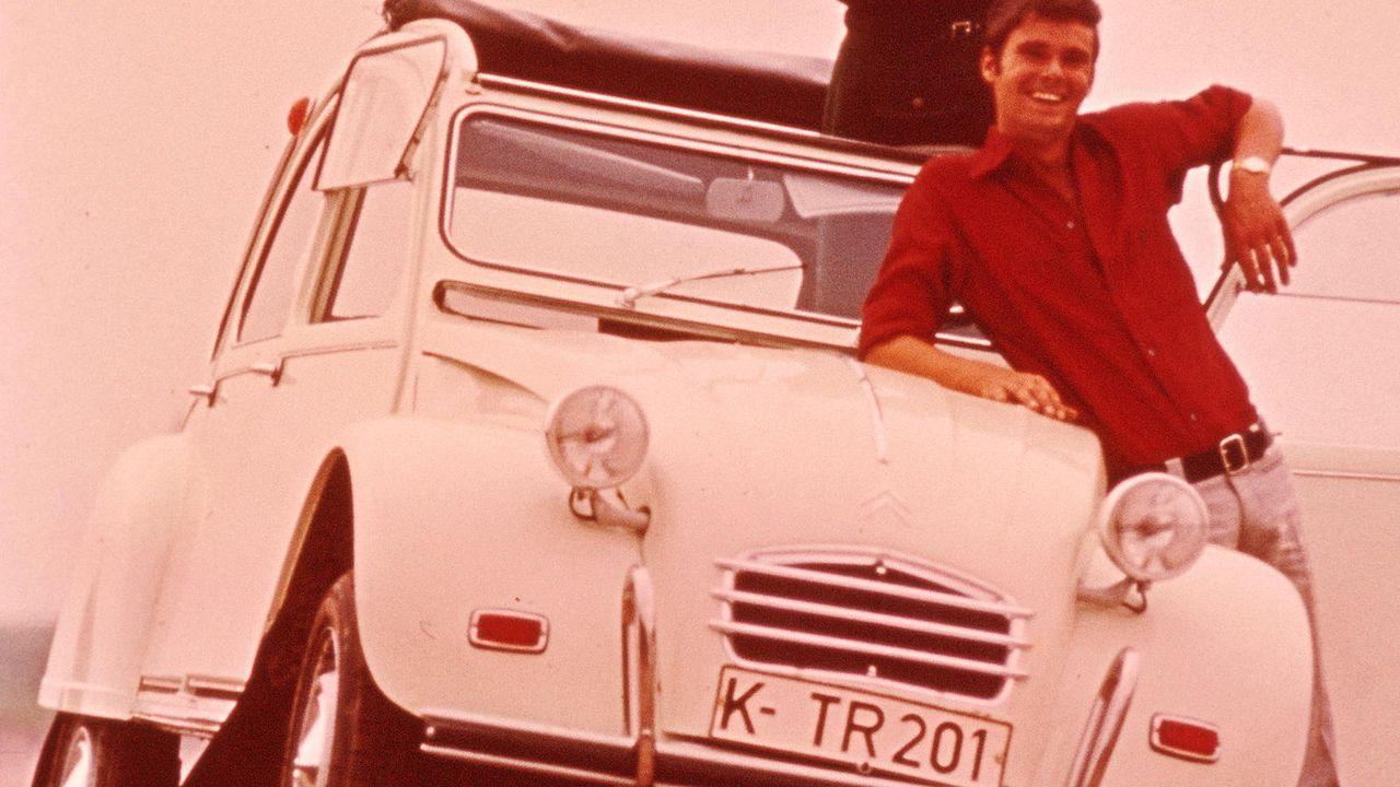 Citroen 2CV - Bildquelle: Citroën