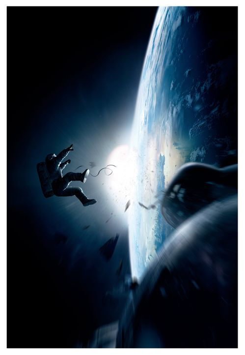 GRAVITY - Artwork - Bildquelle: Warner Brothers
