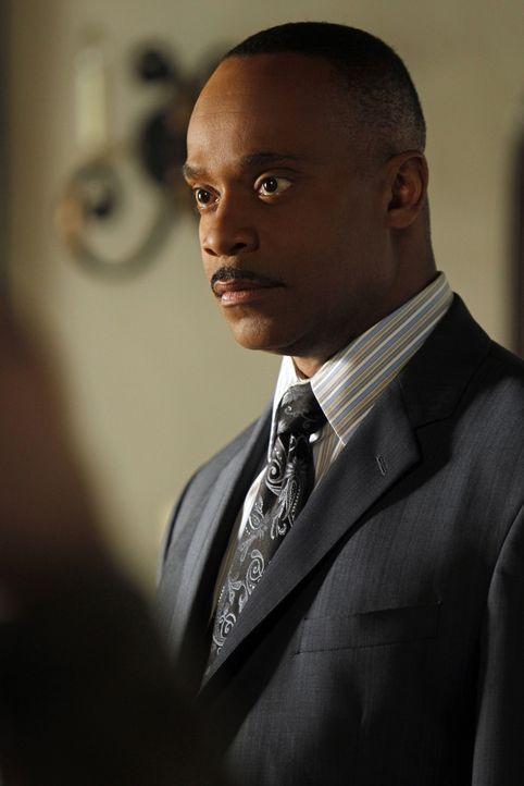 Als das NCSI-Team den Mord an einem Officer untersucht, erweist sich Director Vances (Rocky Carroll) Schwager als Hauptverdächtiger im Mordfall ... - Bildquelle: 2012 CBS Broadcasting Inc. All Rights Reserved.