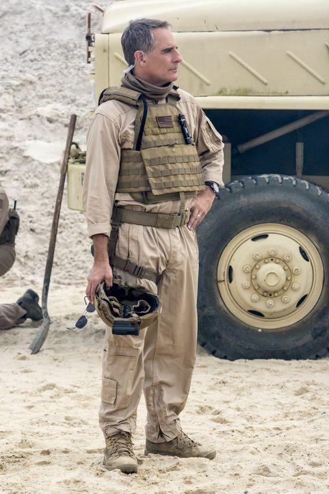 Ein neuer Fall führt Pride (Scott Bakula) und sein Team nach Afghanistan ... - Bildquelle: 2014 CBS Broadcasting Inc. All Rights Reserved.