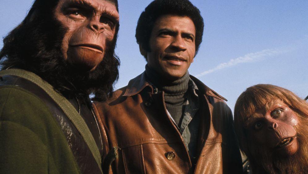 Die Schlacht um den Planet der Affen - Bildquelle: 1973 Twentieth Century Fox Film Corporation.