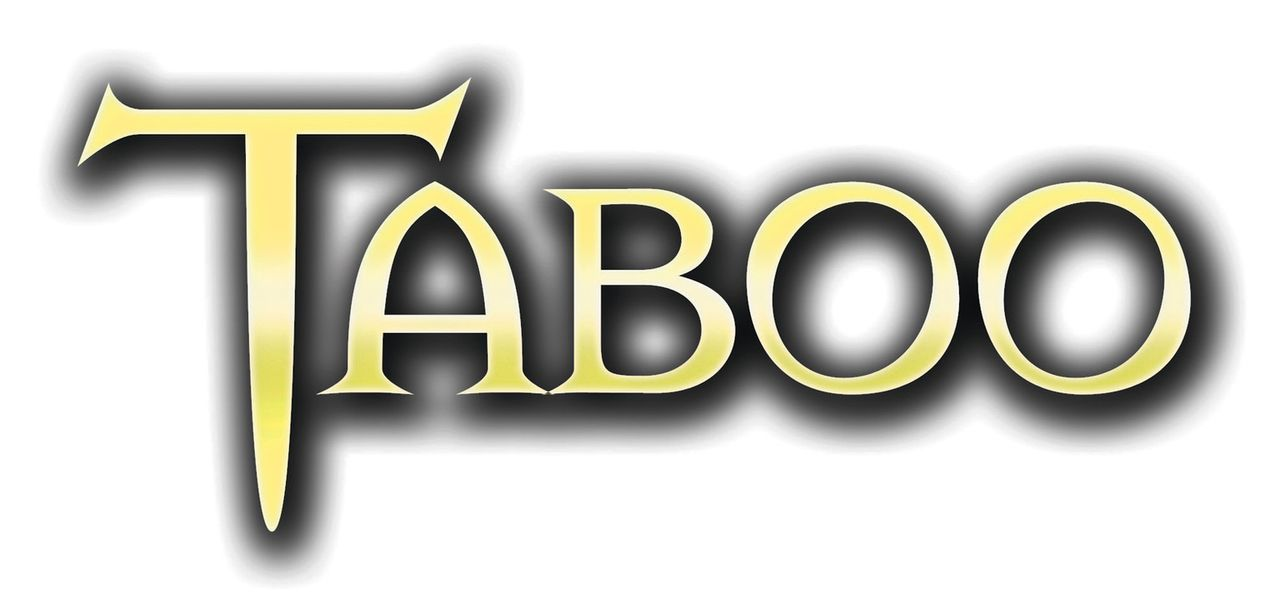 """TABOO"" - Logo - Bildquelle: CPT Holdings, Inc.  All Rights Reserved."