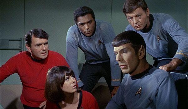 """Platz 1: Star Trek - Bildquelle: """"Star Trek - Raumschiff Enterprise"""": auf DVD erhältlich (Paramount)"""