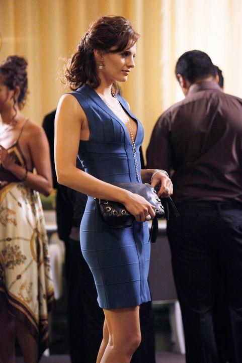 Hat sich für die Buchveröffentlichung in Schale geschmissen: Kate Beckett (Stana Katic) - Bildquelle: ABC Studios