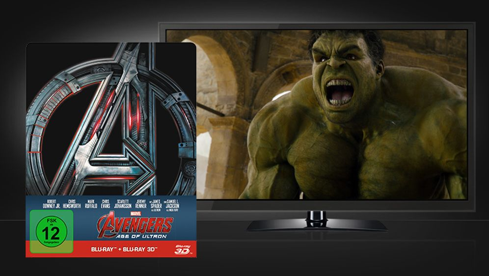 Avengers: Age of Ultron - Bildquelle: Walt Disney Studios