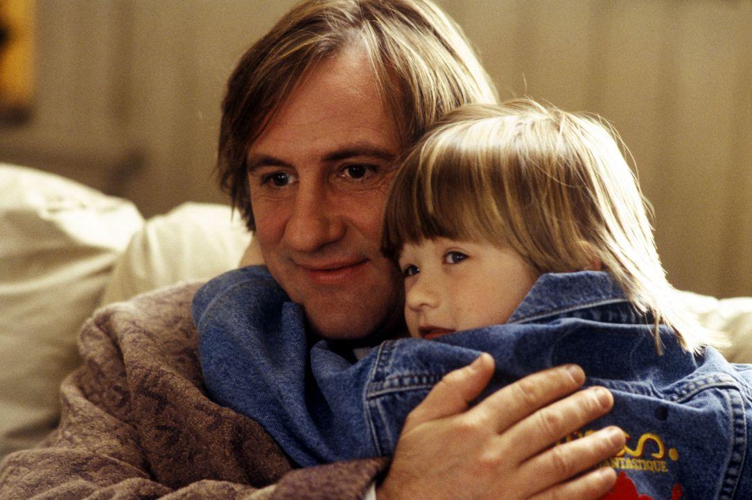 Bogus (Gérard Depardieu, l.); Albert Franklin (Haley Joel Osment, r.) - Bildquelle: 1996 Warner Bros. Entertainment Inc. All rights reserved.