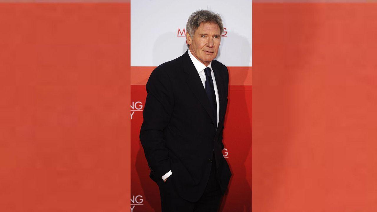 Harrison Ford - Bildquelle: AFP