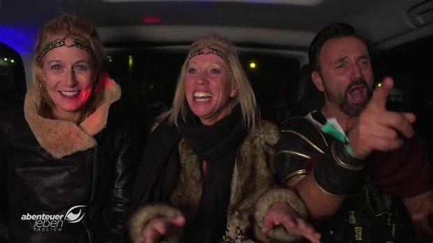 Abenteuer Leben - Abenteuer Leben - Das Karnevaltaxi On Tour - Die Party Geht Im Taxi Weiter!