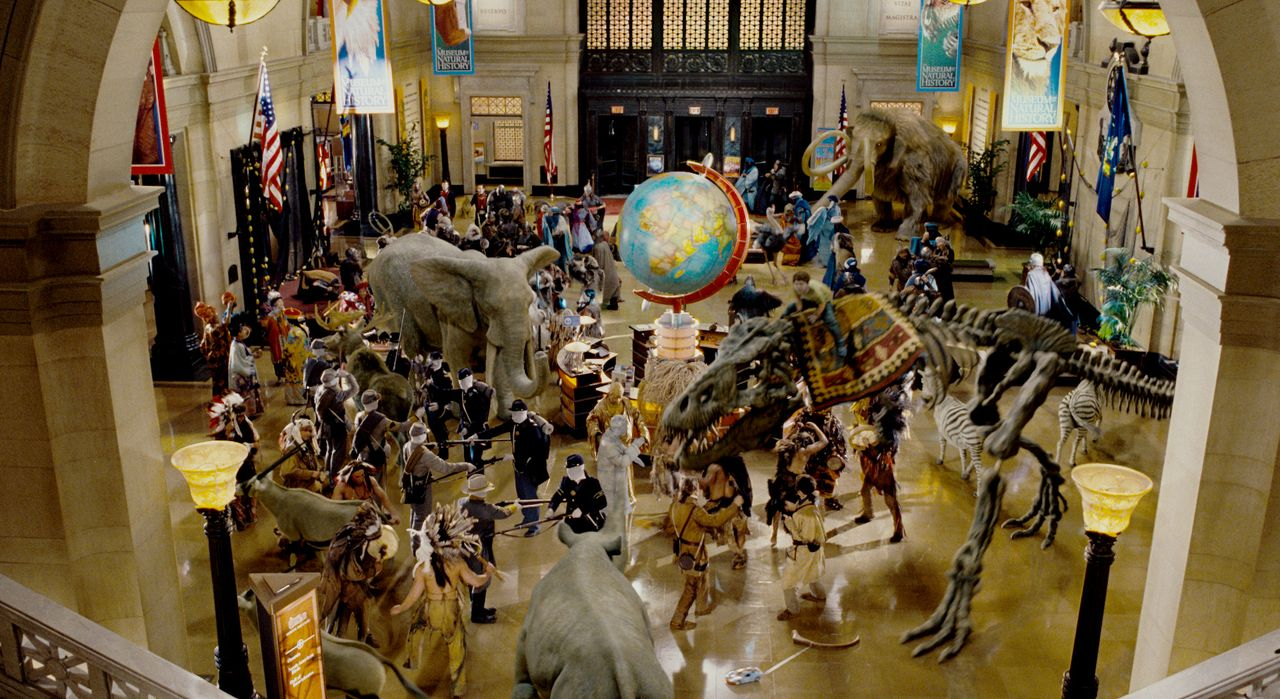 Nachts im Museum - Bildquelle: 2006 Twentieth Century Fox Film Corporation.  All rights reserved.