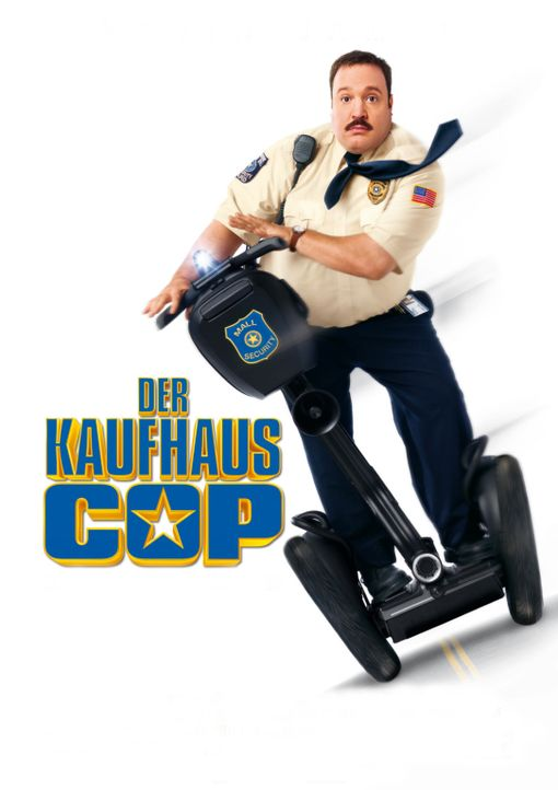 Der Kaufhaus Cop: Paul Blart (Kevin James) ... - Bildquelle: 2009 Columbia Pictures Industries, Inc. and Beverly Blvd LLC. All Rights Reserved.